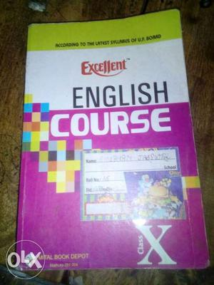 Excellent English Course Book