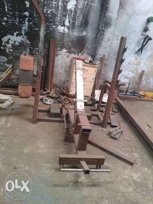 New new gym equipment manufacturing company