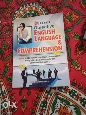Objective English Language & Comprehension Book
