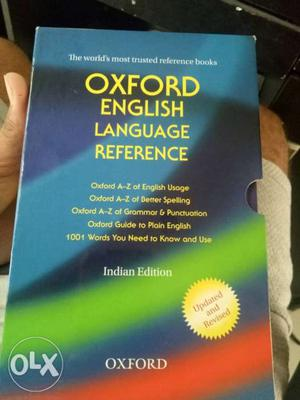Oxford English Language Reference Indian Edition Book