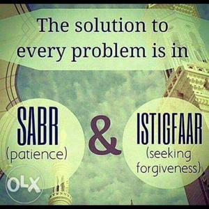 The Solution To Every Problems Is In Book