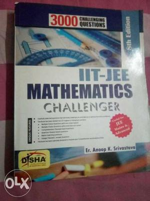 The best book for IIT preparation for mathematics