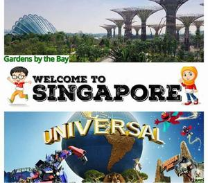 tell singapore attraction tickets New Delhi