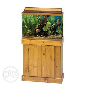 Aquarium 2ft by 1ft by 1ft 2inch