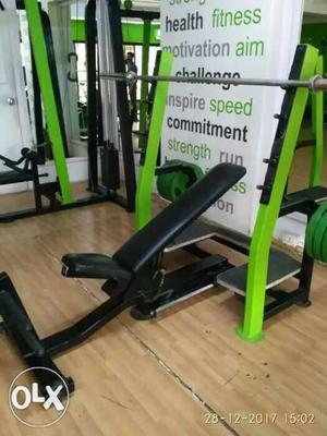 Used commercial gym equipment for sale