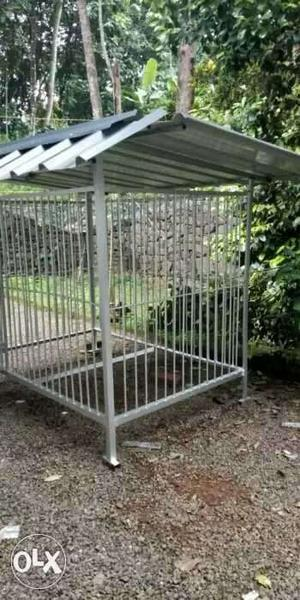 . we make all kind of cages,bird nets. size 6,5,5ft (