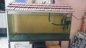36x18x15 tank with top cover for sale location