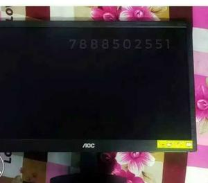 "AOC SCREEN 19"" (1 DAY OLD) Chandigarh"
