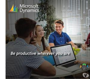 Microsoft Dynamics CRM Software Implementation for Businesse
