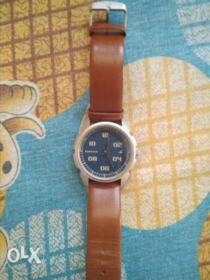 New fastrack watch...just 2weeks ago I was