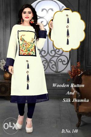 *10 New Launched Designer Kurti in Extra Size*