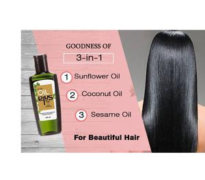 Best Non Sticky Herbal Hair Oil Available At Best Price