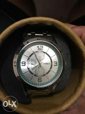 Timex watch... not used... not even a single