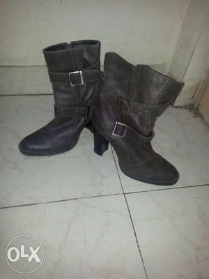 UK Formal/casual Wear 100% pure Leather BOOTS For