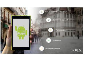 Android App Development   Android Developer Noida