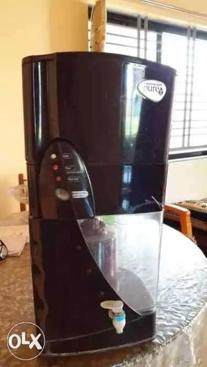 Pureit purifier with aqua purifier interested can