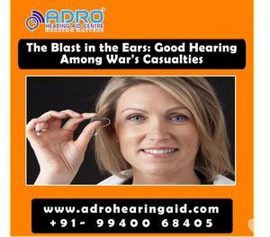 The Best Hearing Aid Centre Chennai Chennai