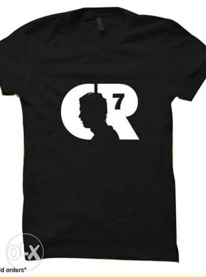 Cr7 tshirt all colours available in dis