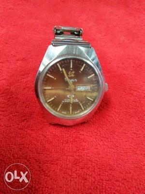 Vintage Swiss Made watch (INDO SWISS) hand winding