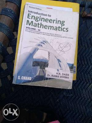 A good mathematic book for all branches of b.tech