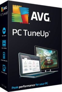 AVG PC Tune Up yr 1pc
