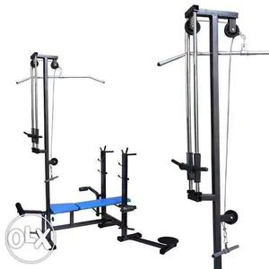 Brand New 20 in 1 home gym bench press (fixed price)