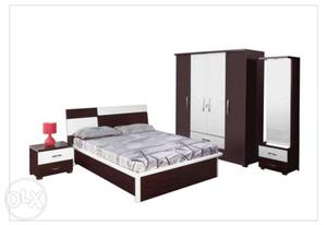 Brand new bedroom set at lowest price