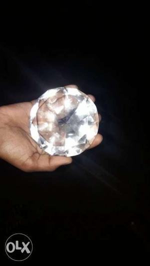 Clear Crystal Fragment
