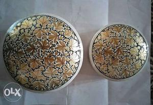 Paper machie dry fruit box's for marriage