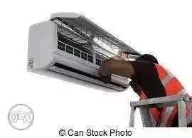 Air conditioner service, repair