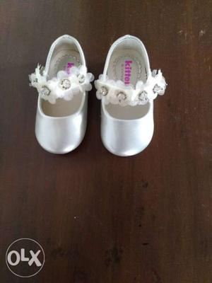 Baby girl shoes for 10 to 18 years