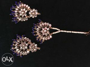 Dresses and Jewellery on rent