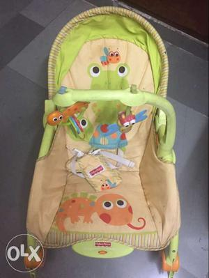 Fisher Price kids chair and rocker