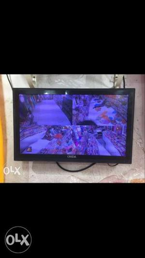Onida 22 inch led tv very good condition urgent sell