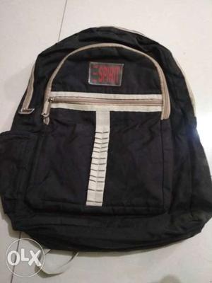 SPIRIT company bag.