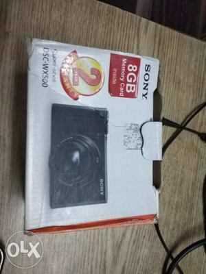 Sony DSC WX500 for sale in a very good condition