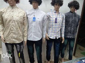 Buy jeans and shirt at Rs 600 per pair..