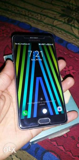 Samsung AG VoLTE fingerprint 5.2 inch full HD