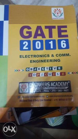 Gate  Electronics & Comm. Engineering Textbooks. Total