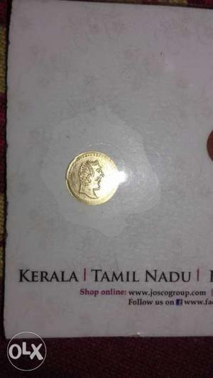 Josco Gold Coin