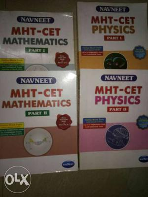 MHT CET books in second hand price call on .7
