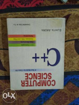 Computer Science C++ By Sumita Arora Book
