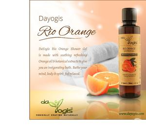 DaYogis Earthy Ocean Shower Gel - Shower Gel Chandigarh