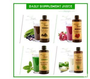 DaYogis Holi Basil (Tulsi) - Daily Supplement Juice