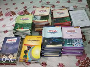 Fiitjee books for jee mains nd advance. all in