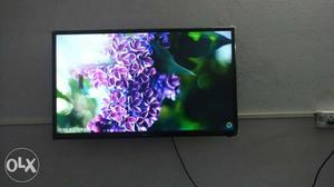 40 inch smart full hd Sony brand new led TV with 1 year