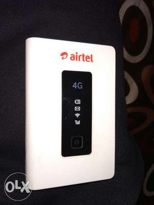 Airtel 4G Hotspot Perfectly Working