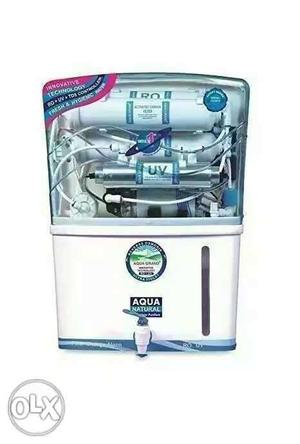 Buy new 11 stage RO water purifier with one year