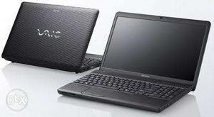 Sony Vaio E Series Laptop with Windows 10