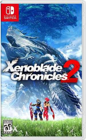 Xenoblade chronicles 2 available on rent For One week